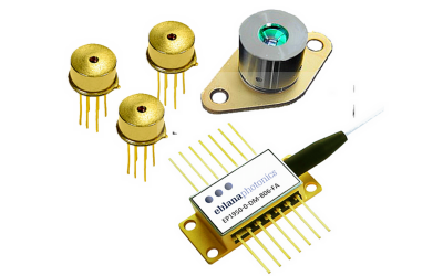 DFB Laser & FP Laser for gas monitoring