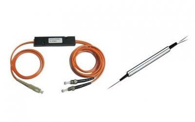 Séparateurs à Fibre Optique / Coupleurs