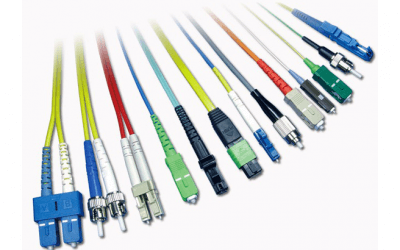 Fiber optic connectors and patch cords