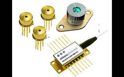 Laser DFB et Laser FP pour Détection de Gaz